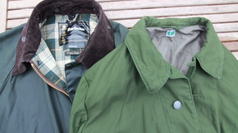 Barbour Beaufort vs. M59 Feldjacke