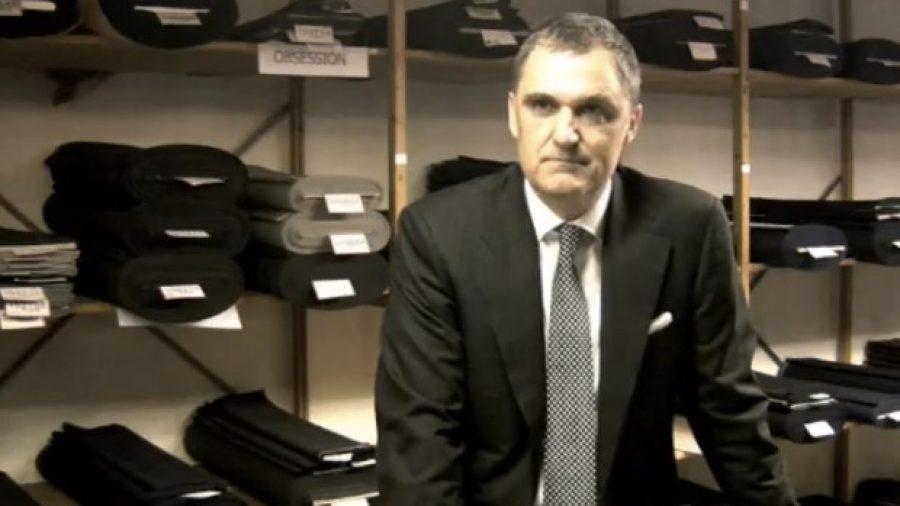 Interview mit Gregor Thissen, Geschäftsführer von Scabal