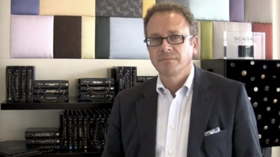 Matthias Rollmann im Interview (Direktor Scabal)