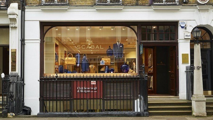 Scabal Savile Row