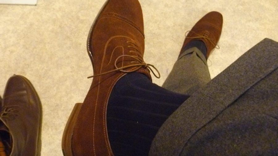 Was macht ein Fußbett im Schuh?