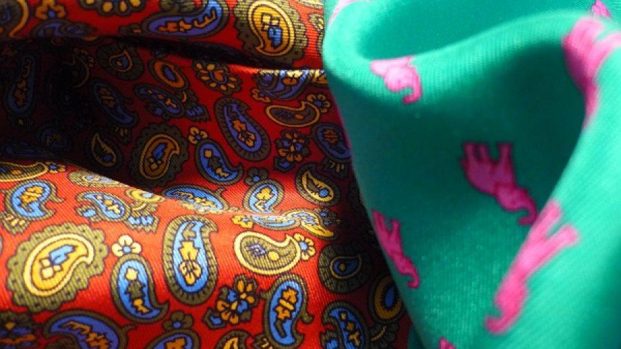 Winter-Basics: Schals und Halstücher